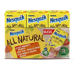 DisfrutaBox Nesquik All Natural