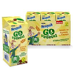 Nesquik GO Vegetal en DisfrutaBox Amanece que no es poco
