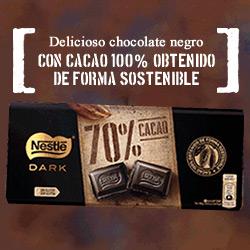 Nestlé Dark 70 en DisfrutaBox Mañana