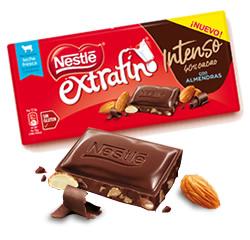 DisfrutaBox Nostalgia Nestlé Extrafino Intenso Almendras