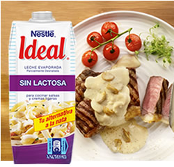 Disfrutabox Delicatessen Leche Evaporada Ideal Sin Lactosa