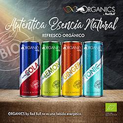 DisfrutaBox Sinfonia Nuevo Mundo Organics By Redbull