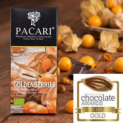 DisfrutaBox Sostener Copade Chocolate Pacari