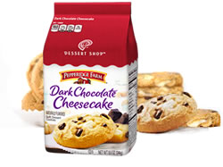 Dark Chocolate Cheesecake Pepperidge DisfrutaBox