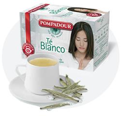 DisfrutaBox Hojear Pompadour Te Blanco