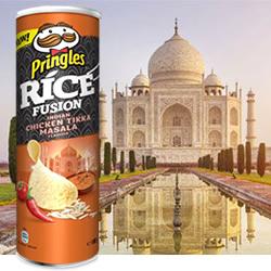 Nuevas Pringles Rice Fusion