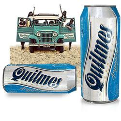 Cerveza Quilmes DisfrutaBox