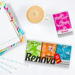 Pañuelos de Bolsillo Renova Design en DisfrutaBox Despertares