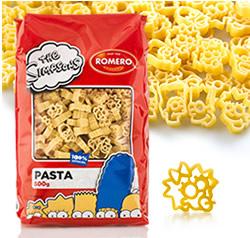 DisfrutaBox Reset Pastas Romero Simpsons