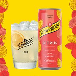 DisfrutaBox Efecto Mariposa Citrus Schweppes