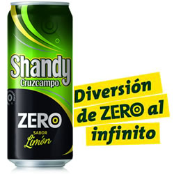Shandy Cruzcampo Zero DisfrutaBox
