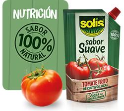 DisfrutaBox Mi Tesoro Tomate Frito Solis Sabor Suave