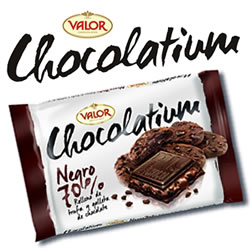 Chocolatium Chocolate Negro Valor DisfrutaBox