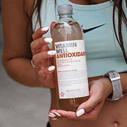 DisfrutaBox Comer Beber Amar Vitamin Well Antioxidant