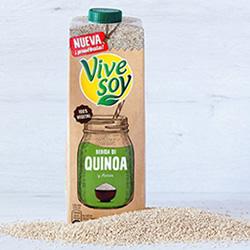 DisfrutaBox Sinfonia Nuevo Mundo Bebida Quinoa Vivesoy