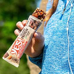 Yes! Protein Doble Chocolate en DisfrutaBox Manana